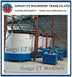 Eco Smokelwss continuous wood charcoal carbonization kiln
