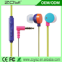 2015 Fashionable headset with microphone low price