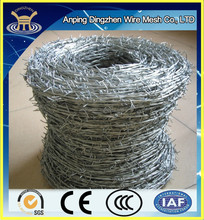 Reliable Barbed Wire Factory