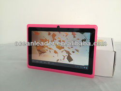 New Q88 Q8 A13 7 inch tablets PC android 4.0 user manual mid tablet pc