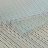 Lexan material polycarbonate sheet for greenhouse balcony roof gazebo 100% virgin plastic material