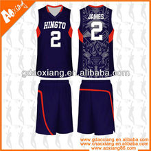 Hot selling Cool-max Basketball practice uniform