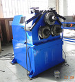 de aluminio de la tubería hidráulica y el perfil de flexión de la máquina de laminación