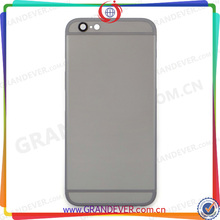 For iphone 6/plus Black Back Housing , For iphone6 /plus Rear Battery Housing With Logo