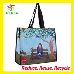 hand carry bag / Reusable Bag / Shopping Tote Bag