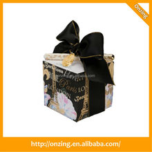 Onzing beautiful design paper note cube hot promotional gift