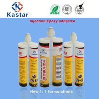 Strong adhesion epoxy high temperature adhesive reaction kettle with special glue gun
