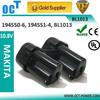 Li ion BL1013 1500mah 10.8v battery
