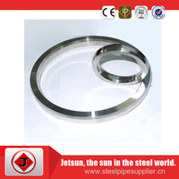 ring joint gasket flange supplier/price with high quality