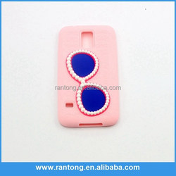 High quality new style glass silicone case for samsung galaxy s5 with many available model