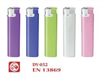 gift lighter with ISO and CPSC and EN13869
