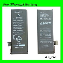 XRM factory price for iphone 5 5g 5s original battery with best after sale service