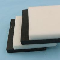 high quality chemical resistant POM sheet ,natural white and black rigid pom acetal sheets