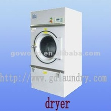 8kg steam heating commercial clothes dryer