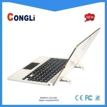New arrival best hot selling bluetooth keyboard with touchpad, keyboard for microsoft PC and Win8 PC