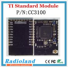 2015 new product TI CC3100 wifi module for IOT
