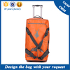 2015 Fashion New Design Custom Waterproof travel trolley bag