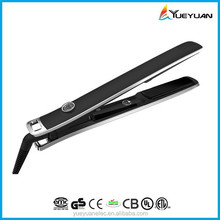 Hot selling new style led display MCH heater dual voltage ceramic Magic brand names hair straighteners