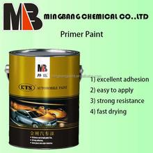 Anti rust epoxy primer paint for steel