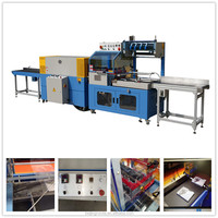 SF728-L packing machine with tunnel oven