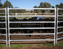 Alive Style and Livestock Product Type cattle yard fence panel/horse panel