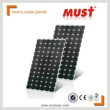 Must Power High quality solar panel 250w mono solar modules