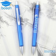 Top quality good price promotion plastic ballpiont pen