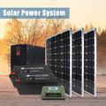 el mejor precio de la energía solar del generador con accessiories todos