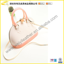2015 New Designer Sling Bag Fashion Hot Selling High Quality Cheap Handbag Wholesale Leather Ladies Hand Bags