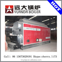 600000 kcal/h industry boiler, Horizontal Style and coal-fired Fuel boiler