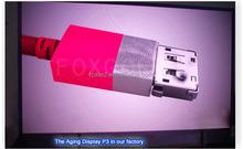 40000 dots/sqm HD indoor P5 led video wall from Foxgolden