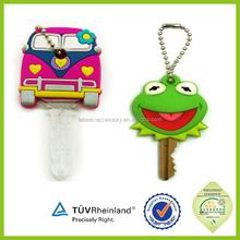 lucky clover shape key chain for friend gift key chain sales promotional gift key chain sales promotional gift