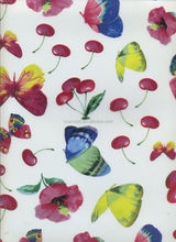 Wholesale 100CM Width Butterfly Pattern Water Transfer M-9901