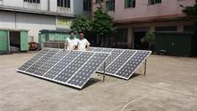 Renewable energy solar panel 50kw for house use