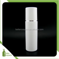 160ml HDPE plastic cosmetic bottle empty toner bottle spray bottle