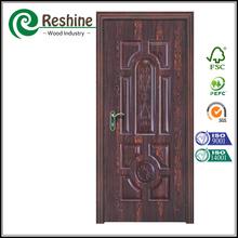 puertas de madera con pvc para habitaciones