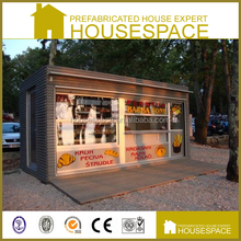 Beautiful Modular Portable Food Container House
