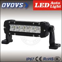 OVOVS cheap light bars wholesale car vehicle 30w led light bar 12v for trucks
