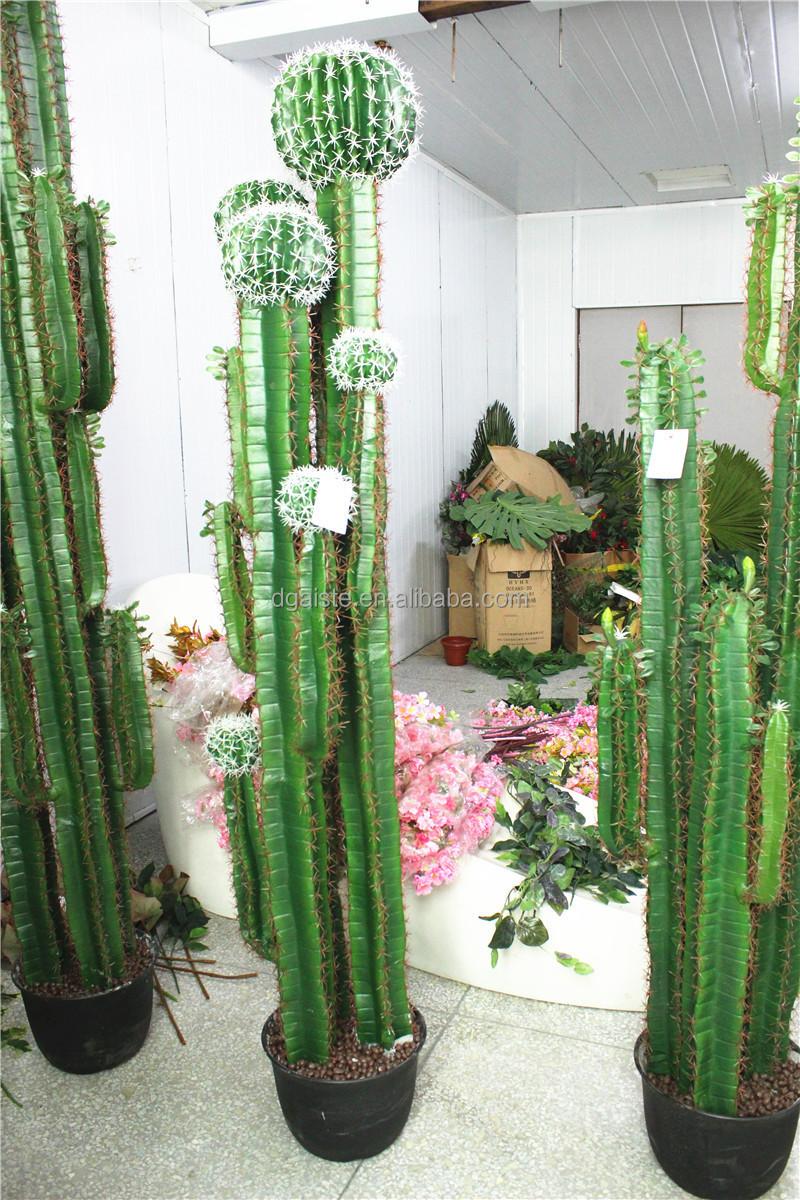 jardin d co mini ext rieure 50 300 cm de haut vert cactus artificielle fleur 1077 b 1 08. Black Bedroom Furniture Sets. Home Design Ideas