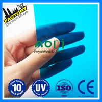 Popular in South America 6mm pc solid sheet