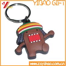 Promotional PVC Key Chain / Customs Design Soft PVC Keychain / Customize Souvenir Soft Keychain