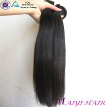 One Donor Unprocessed Large Stocks Natural Colour Virgin Brazilian Hair Clip In Extensions