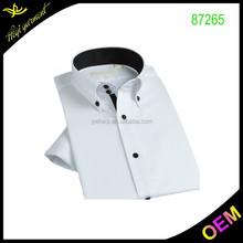 บริการoemโรงงานราคาขายส่งผ้าฝ้าย100%เสื้อสำหรับบุรุษ