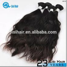 Stock Selling Natural Color Brazilian Virgin Hair Deep Wave Deep Curl Remy Human Hair