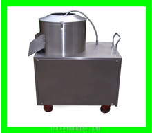 Convenient new style commercial potato washing and peeling machine
