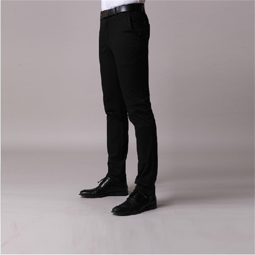 2015 men new style designs pure cotton formal pants