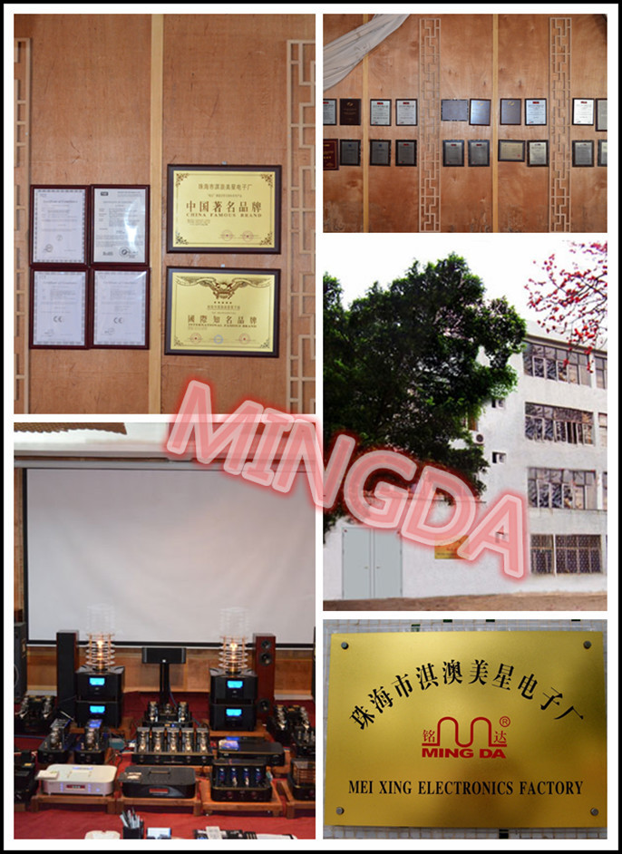 MC-5S home theatre five channels power amplifier