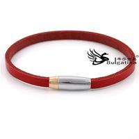 Popular Bracelets,Gold Clasp Bracelets,Best Selling Bracelets 2014 Leather Jewelry Hot