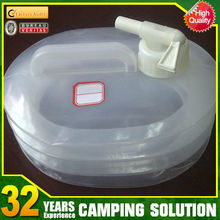 High quality camping and hiking plastic promotional outdoor water bag