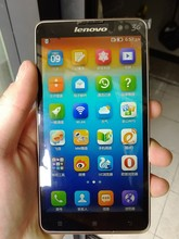 instock! lenovo s8 octa core mt6592 1.4GHz android4.2os 3G td-scdma support wifi gps dual sim card android phone